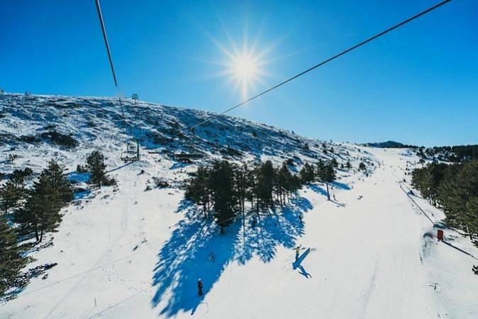 La Estación de Esquí de Javalambre y Valdelinares, en Teruel