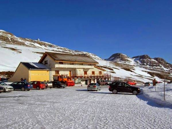 Estación de Esquí de Lunada, en Burgos