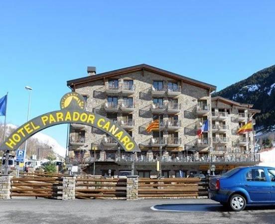 Estación de Esquí Parador Canaro, en Andorra