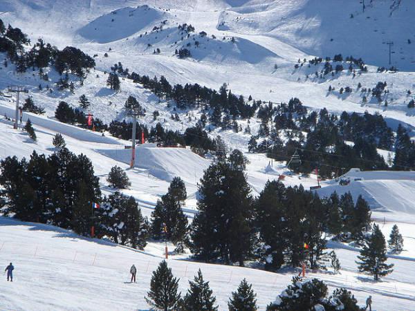 Estación de Esquí de Granvalira