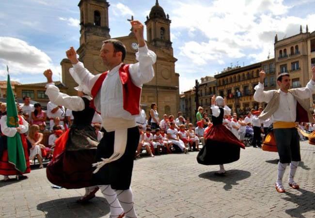 Fiestas en Estella