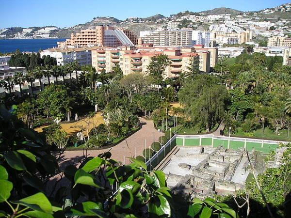 Este verano elige la localidad de Almuñecar, en Granada