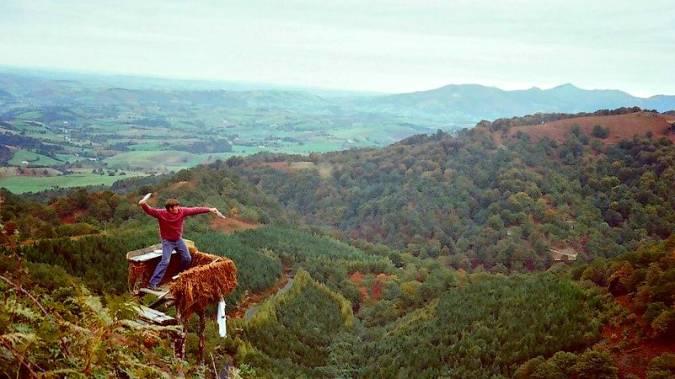 Día de las Palomeras de Etxalar, en Navarra
