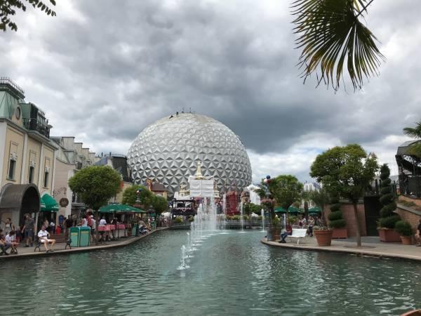 Europa Park, el parque de atracciones más grande de Europa