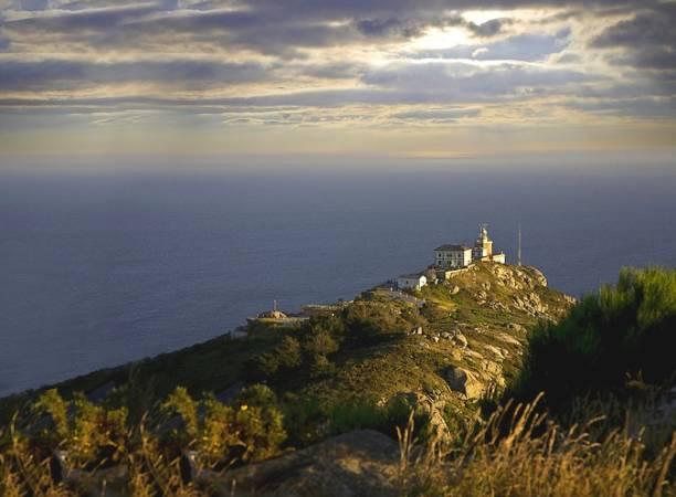 El Faro de Cabo Fisterra, en la Costa da Morte