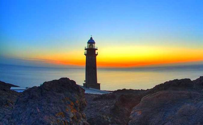 El Faro de Orchilla, en la isla de El Hierro