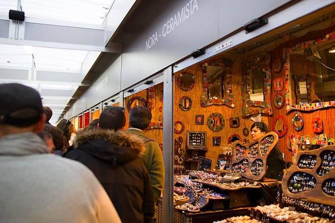Feria-Mercado de Artesanía de la Comunidad de Madrid