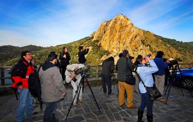 Feria Internacional de Turismo Ornitológico, en Cáceres