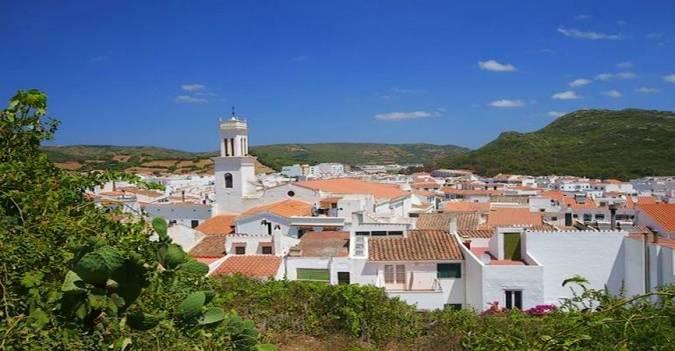 Ferreries, uno de los pueblos más bellos de Menorca
