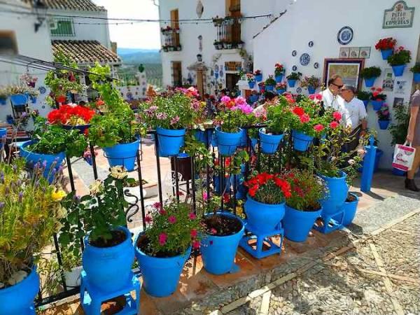 Festival de los Balcones y Rincones de Iznájar, en Córdoba