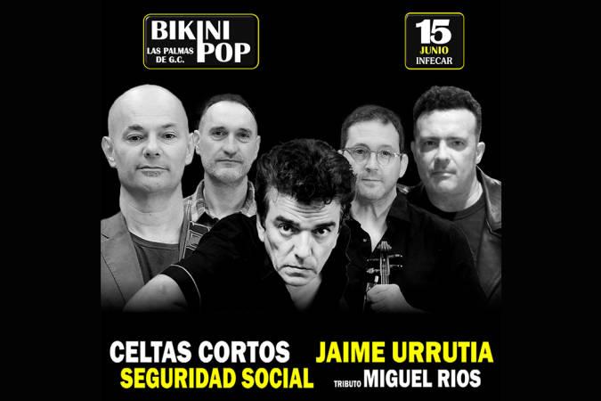 No te pierdas el Festival Bikini Pop en Las Palmas de Gran Canaria