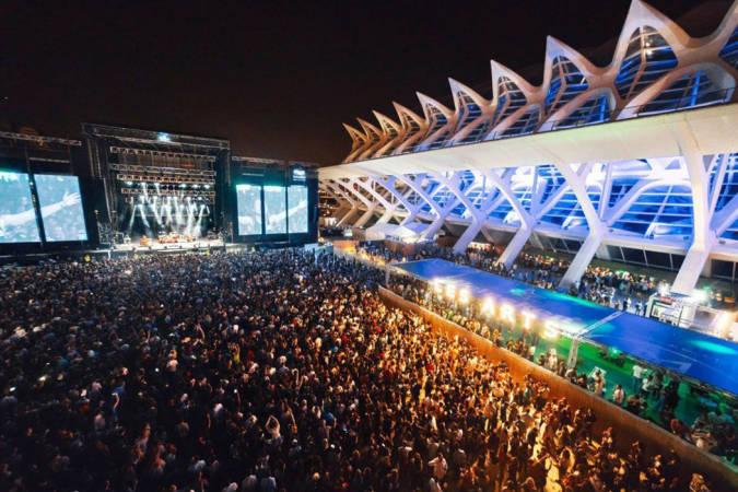 Que no te cuenten el Festival de les Arts, en Valencia