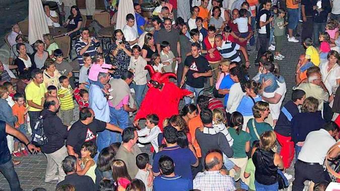 Fiesta de El Diablillo de Sepúlveda
