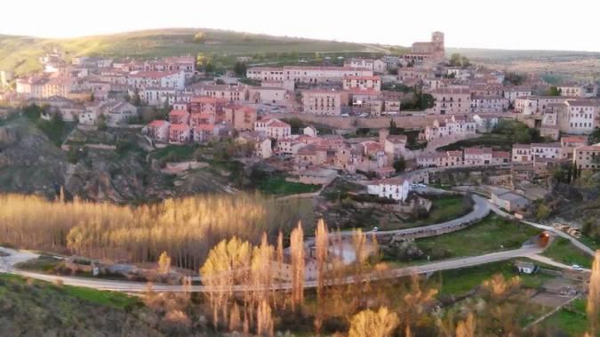 La villa de Sepúlveda, en Segovia