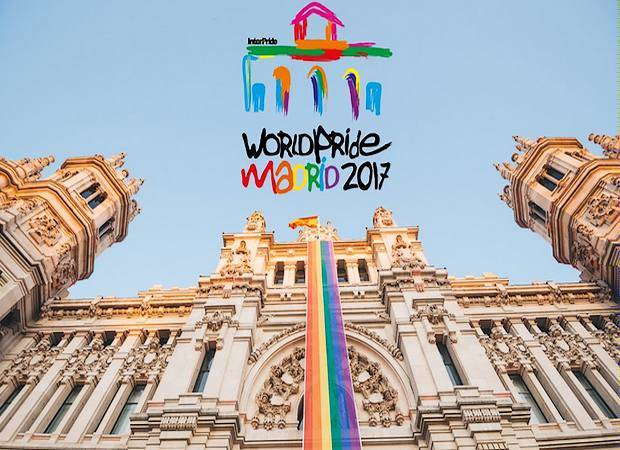 Vive la Fiesta del Orgullo Gay en Madrid