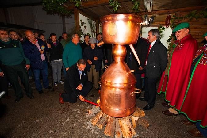 La Fiesta del Orujo, en Potes