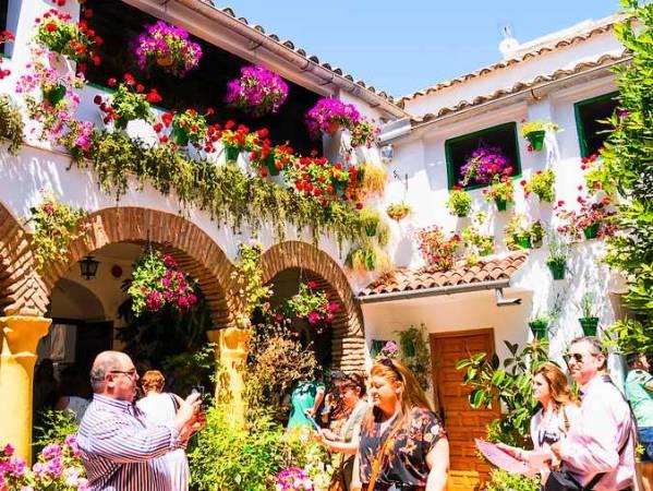 Fiesta de los Patios de Córdoba 2019
