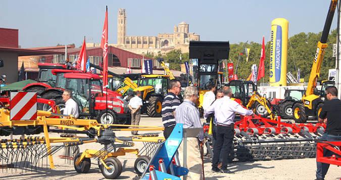 Feria Agraria de San Miguel, en Lleida
