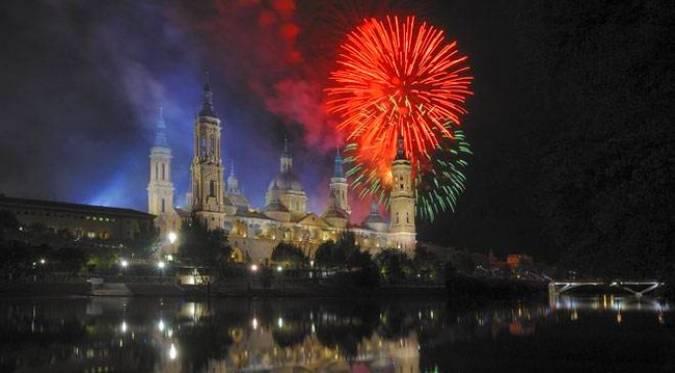 Las Fiestas del Pilar, en Zaragoza