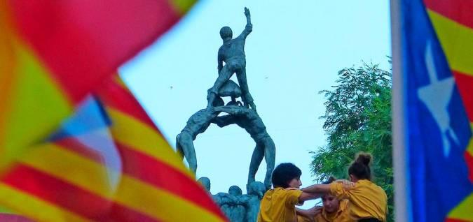 La Diada en Catalunya