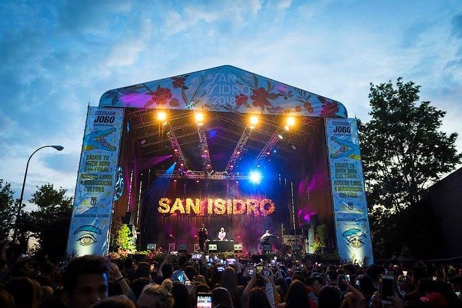 Conciertos en Madrid por San Isidro