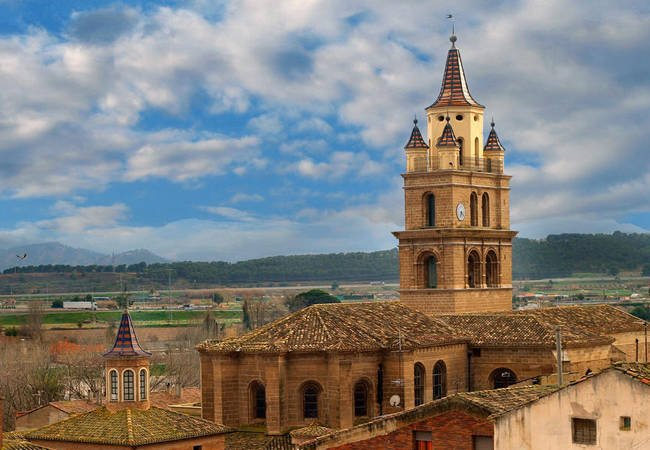 Fin De Semana En Calahorra La Huerta De La Rioja