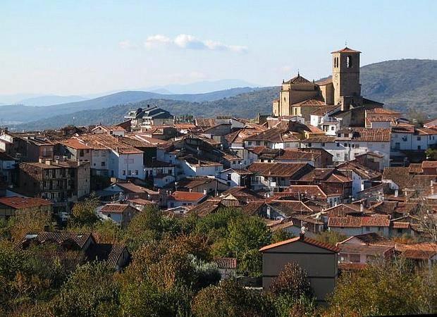 Fin de semana en Hervás, Cáceres