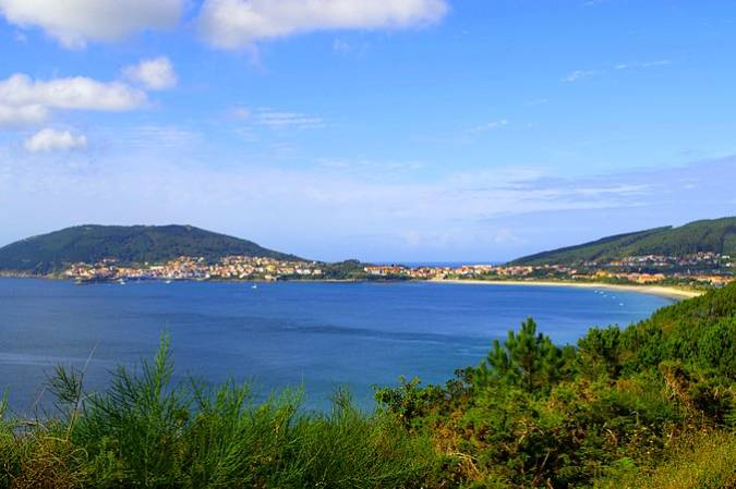 Fisterra, el pueblo gallego del fin de la tierra