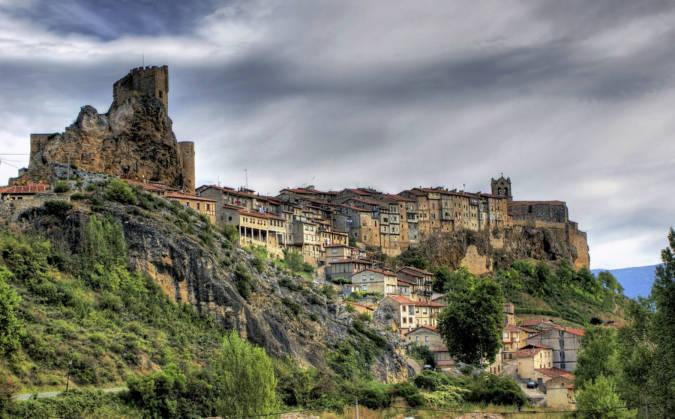 Frías, una ciudad de sabor medieval en Burgos