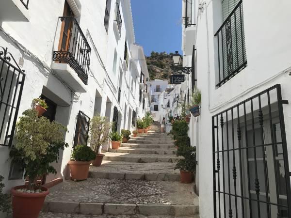 Frigiliana, el pueblo más bonito de España