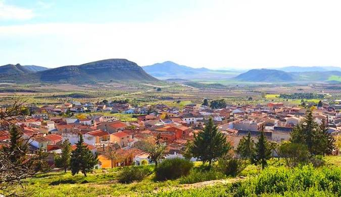 Fuente Álamo, destino de turismo rural en Albacete