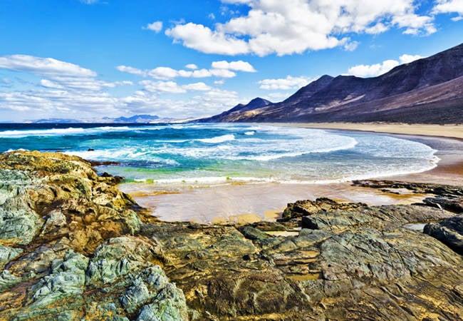 Disfruta de Fuerteventura, la playa de las Canarias