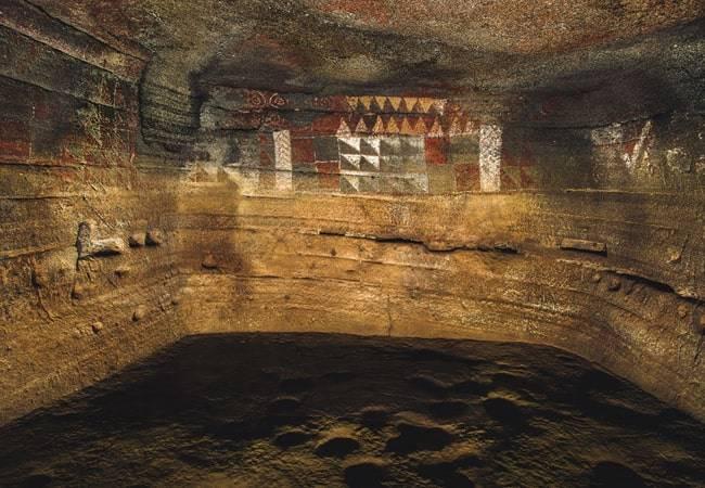 La Cueva Pintada en Gáldar