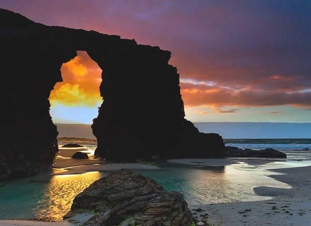 Galicia, entre los mejores destinos europeos