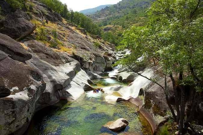 La Garganta de los Infiernos, en Extremadura