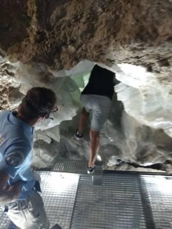 La Geoda De Pulpí Abre Sus Puertas Al Público El 5 De Agosto