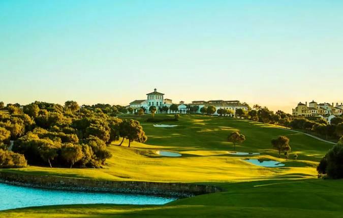 El Campo de Golf de La Reserva Club, en Sotogrande