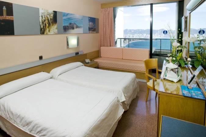 Gran Hotel Bali, en Benidorm, Alicante