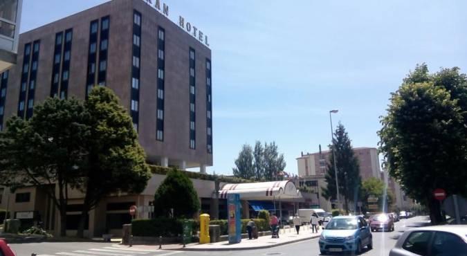 El Gran Hotel Lugo, en la histórica ciudad de Lugo