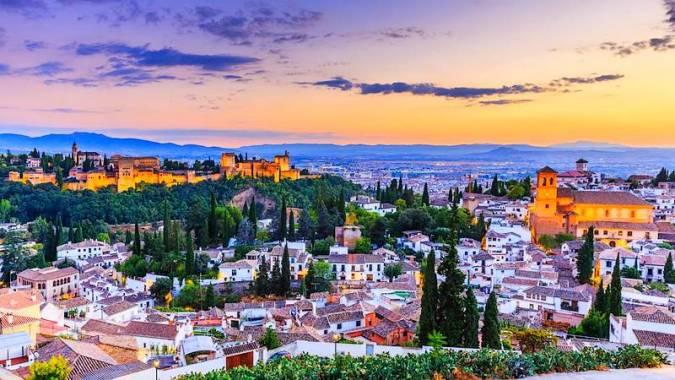 Tres hoteles con mucho encanto en Granada