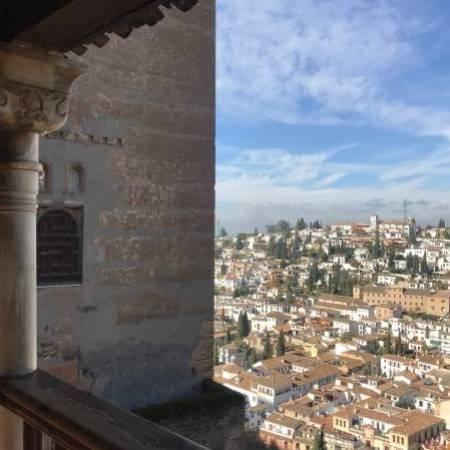 Granada, la joya de Andalucia