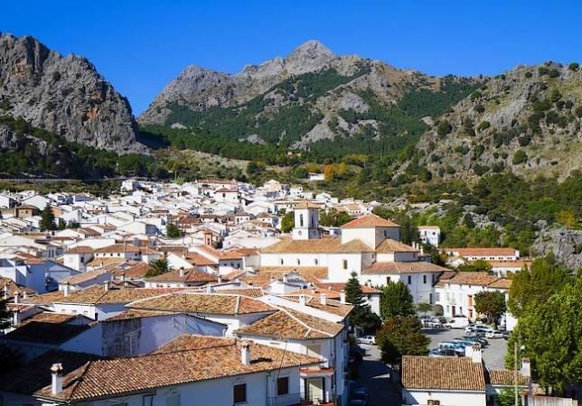 Grazalema, el pueblo más lluvioso de España