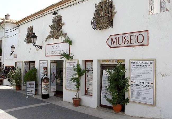 Museos en Guadalest