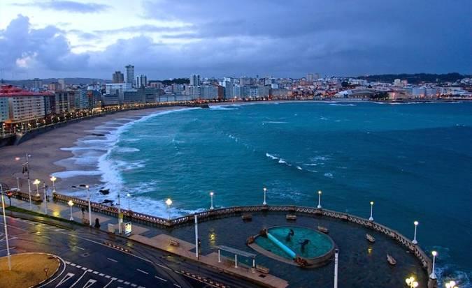Guía de la ciudad de A Coruña