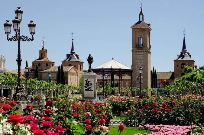 Guía de Alcalá de Henares