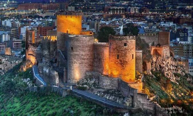 Guía de la ciudad de Almería