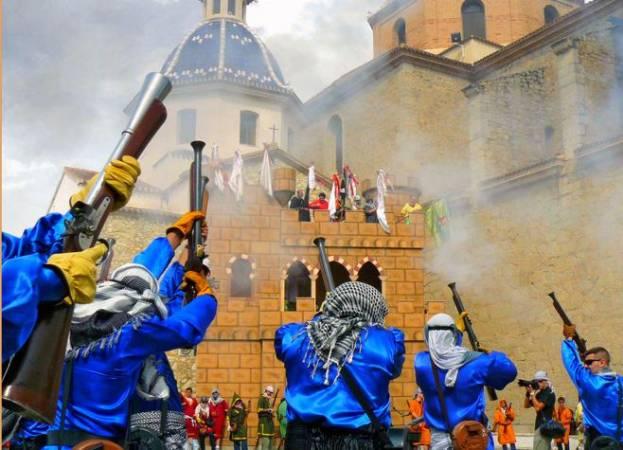 Fiesta de Moros y Cristianos de Altea