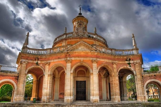Iglesia de San Antonio, en Aranjuez, Madrid