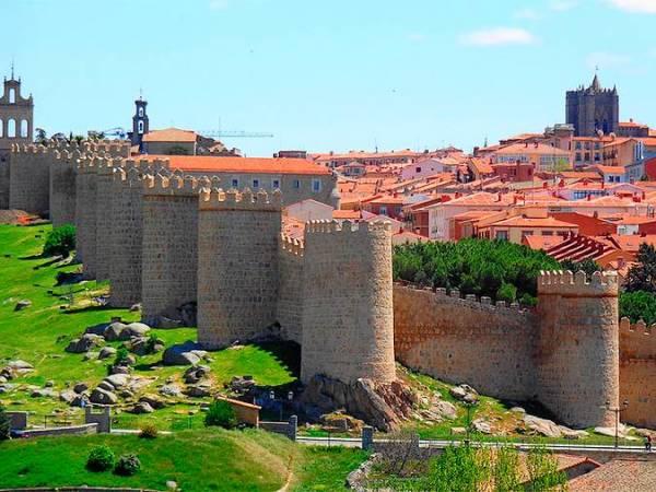 Guía de la ciudad de Ávila