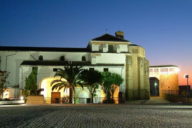 Convento de la madre de Dios, en Baena, Córdoba